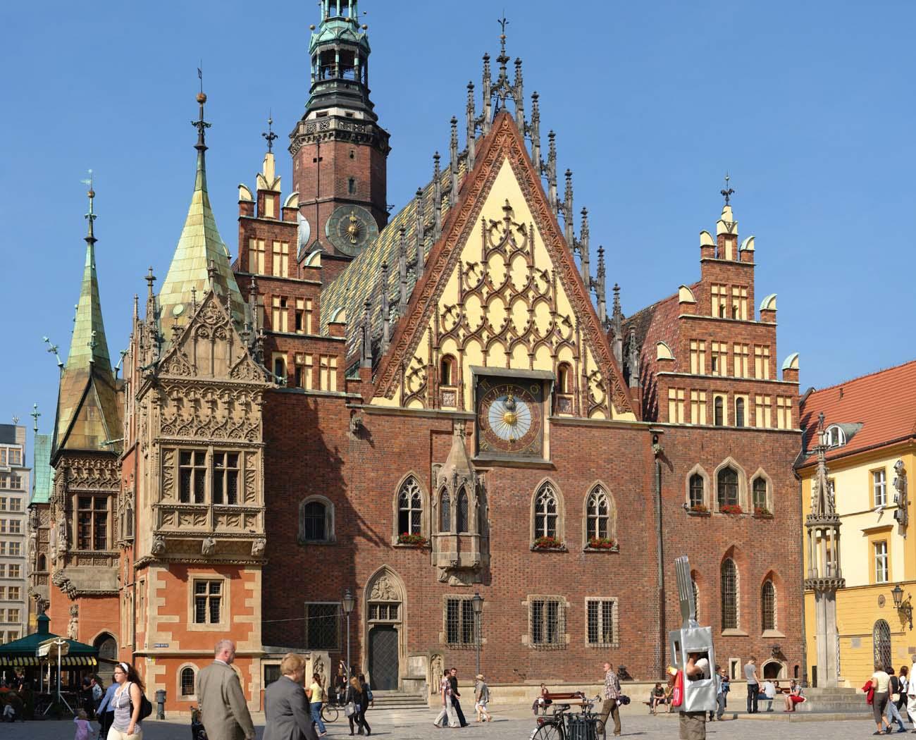 Wroclaw ratusz 11 architektura redniowiecza i for Camera dei deputati live