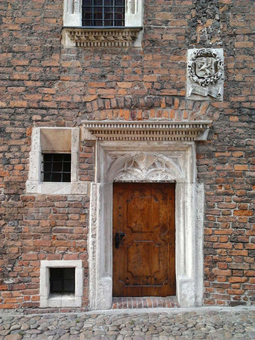 Portal Of The Entrance Door, Photo Wikimedia Commons