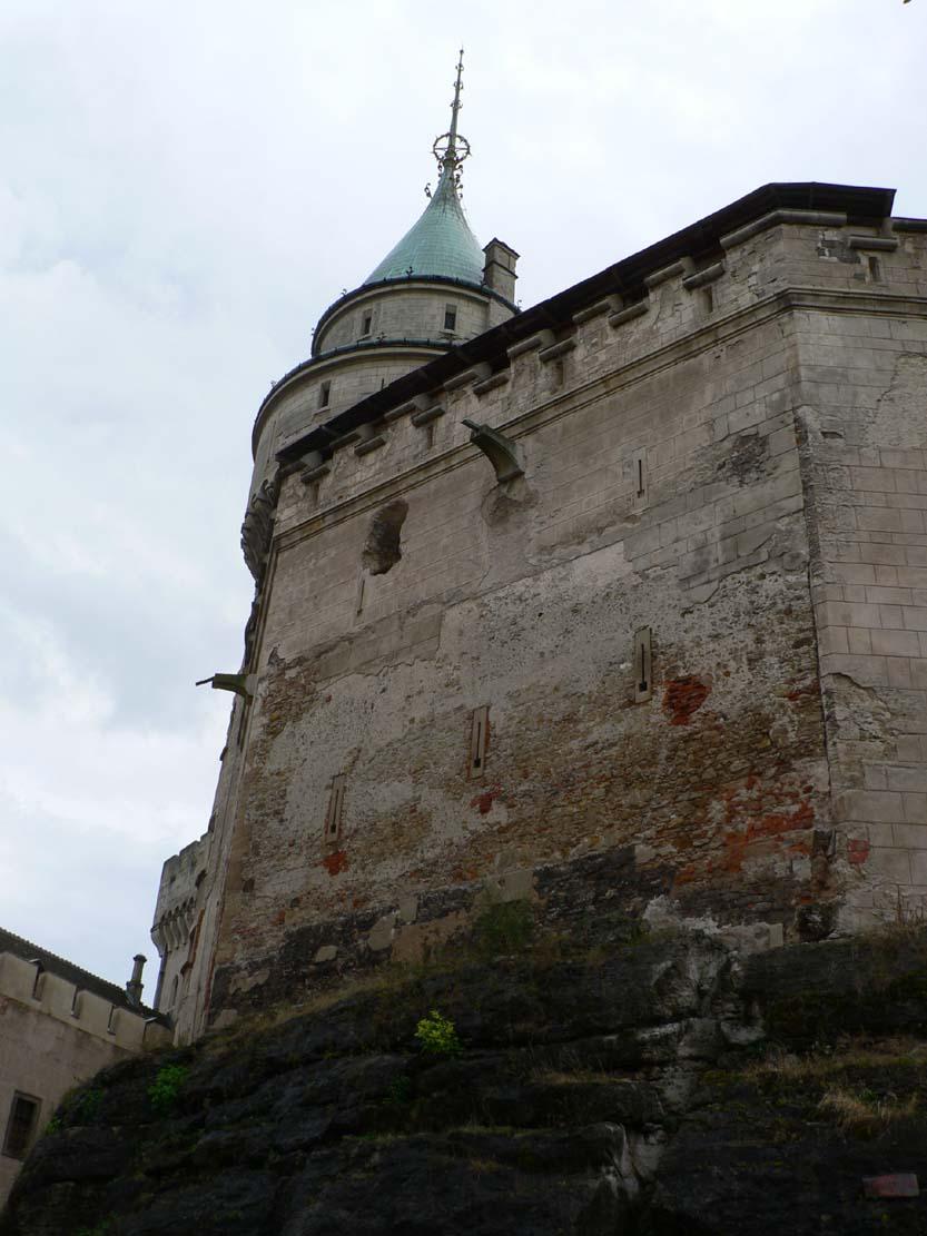 Bojnice Castle Floor Plan