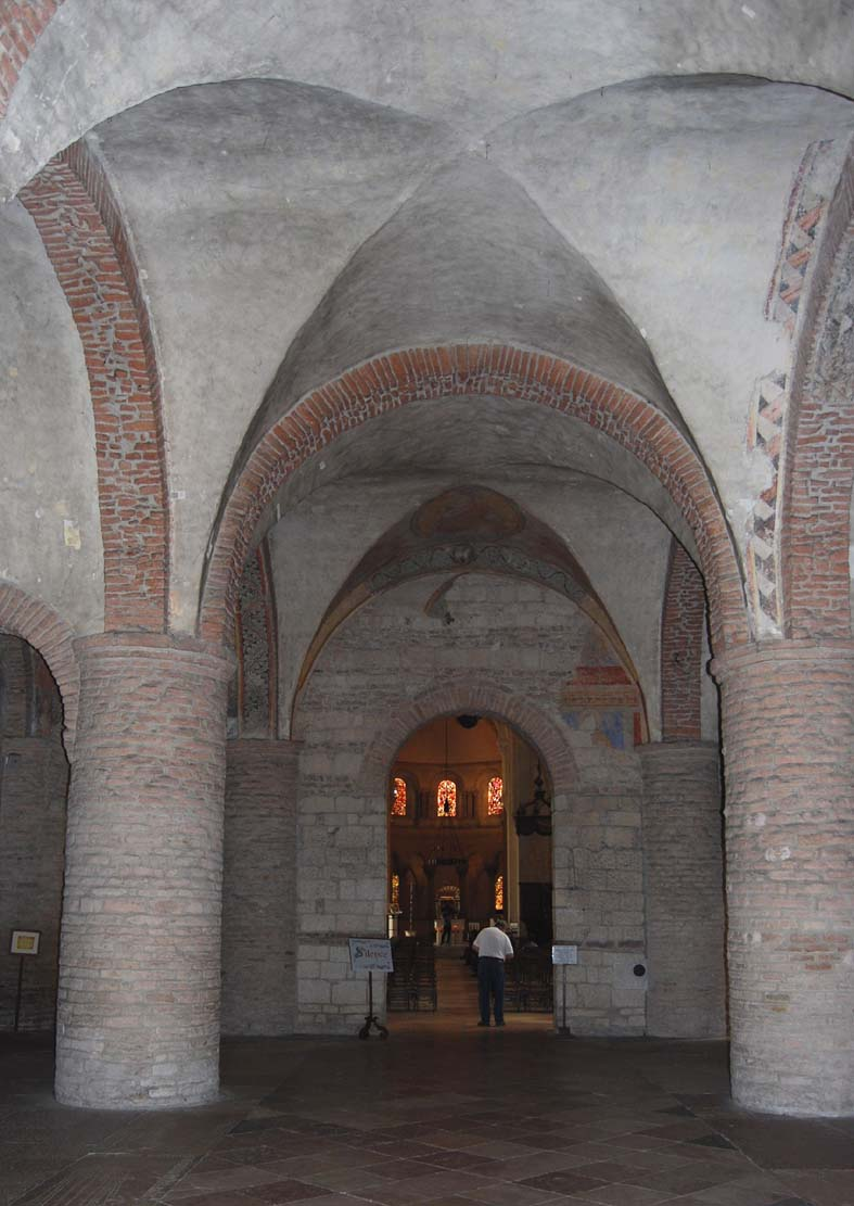 Groin Vault Ancient And Meval